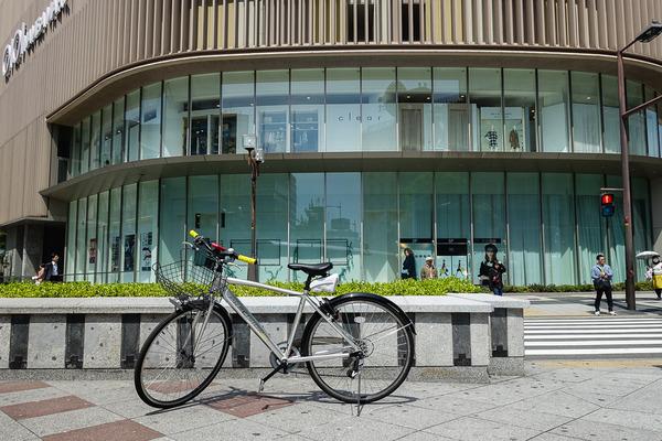 大阪市内ポタリング