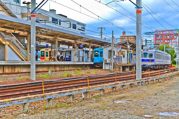 JR和歌山駅ホーム2