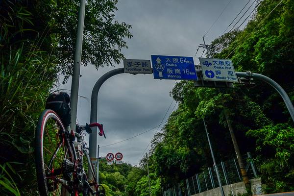 孝子峠まで行ってきました