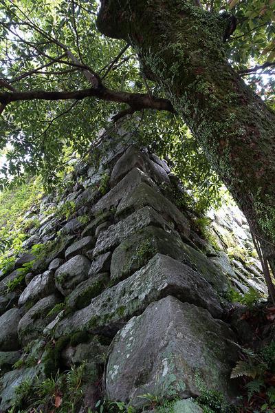 松阪城跡石垣2