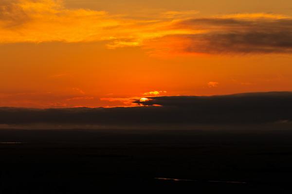 釧路湿原の夕日 ~Magic Hour 3