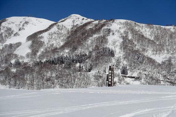 ハチ高原一人スキー合宿