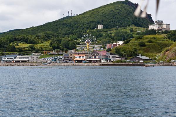 オタモイ海岸周遊船にて その2