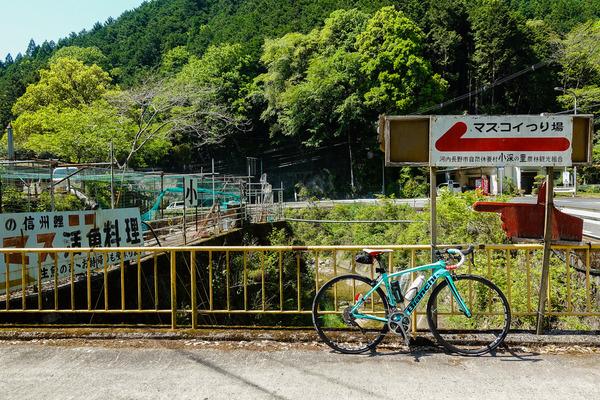 石川ソロツーリング