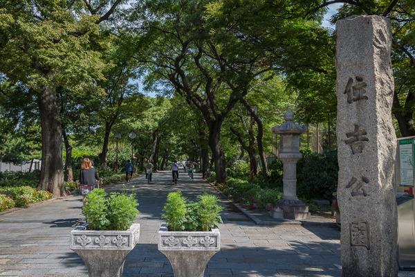 ぶらり 住吉公園