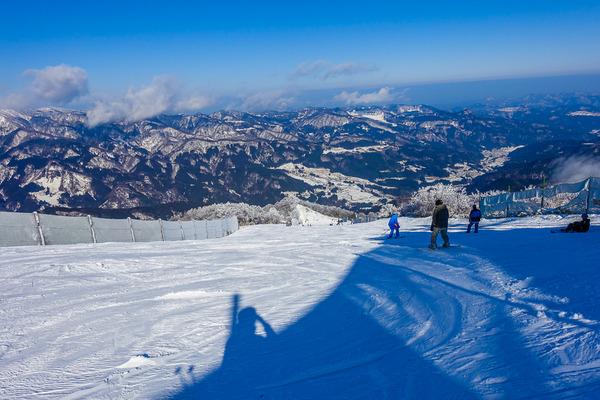 スキー三昧