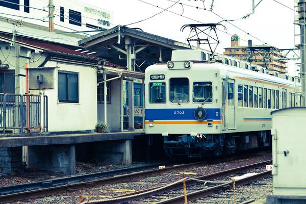 JR和歌山駅・貴志川線