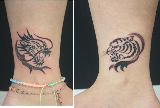 tiger&dragon