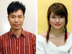 婚約を発表した藤井隆と乙葉