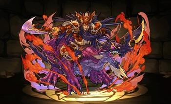パズドラ 赤関羽