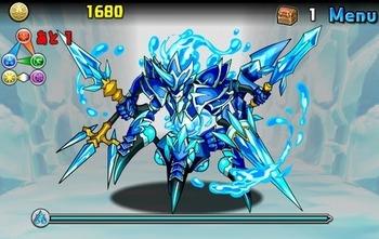 パズドラ 氷の機械龍 チェイサー