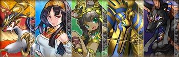 パズドラ 旧エジプト神