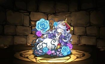 パズドラ ねむり姫