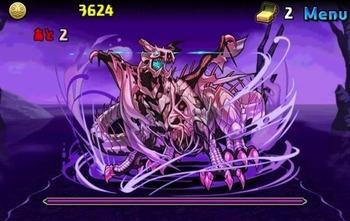 パズドラ ドラゴンゾンビ降臨