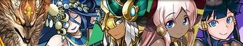 パズドラ 新エジプト神