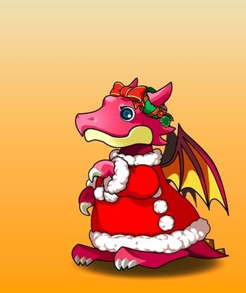 パズドラ クリスマスガチャ