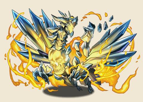 パズドラ 光の神秘龍
