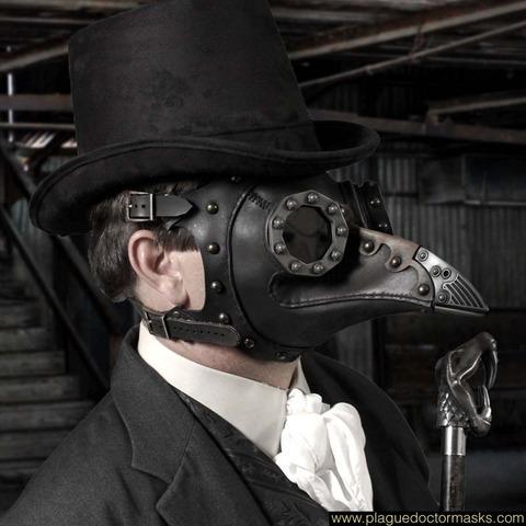 steampunk-bird-mask