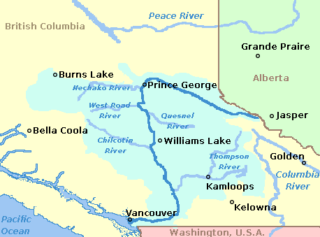 FraserRiverBritishColumbia_Location