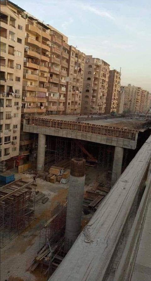 「エジプトの高速道路の建設の仕方がかなり無茶」海外の反応
