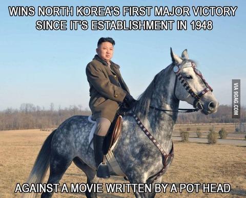 「北朝鮮がソニーをハッキングし米映画を公開中止に追い込み海外掲示板でネタにされる」海外の反応