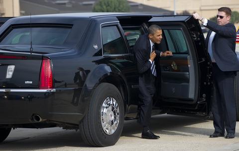 「米国大統領専用車が自動車の形をした戦車だと海外掲示板で話題に」海外の反応