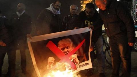 「トランプがエルサレムをイスラエルの首都として承認」海外の反応