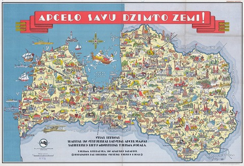 large_scale_detailed_tourist_illustrated_map_of_latvia