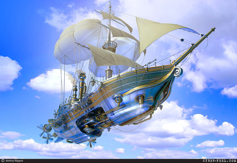 steampunk_ship