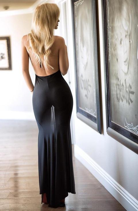 外国人「日光で服が透けて身体のラインが露わになった女性の画像を貼っていく」海外のまとめ