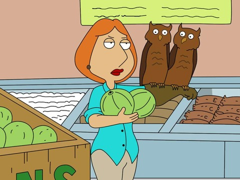 Family Guy Lois Griffin