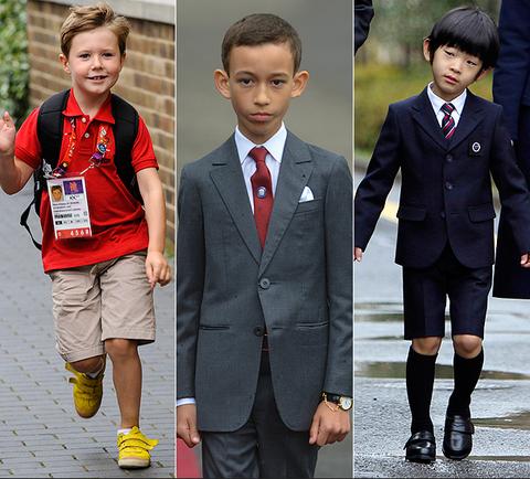 「デンマーク、モロッコ、日本の幼い王室/皇室の後嗣」海外の反応