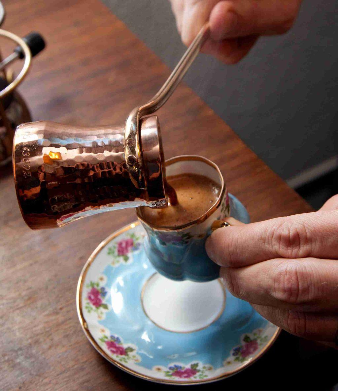 トルコのコーヒー文化は言語にま...