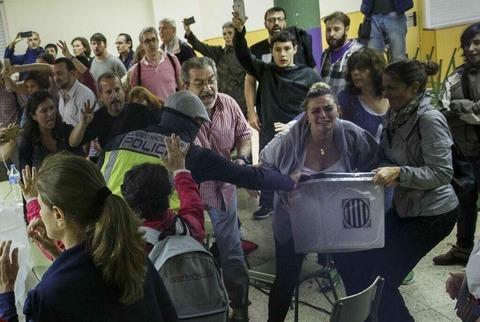「スペイン、カタルーニャ州が住民投票結果を受け独立を標榜」海外の反応