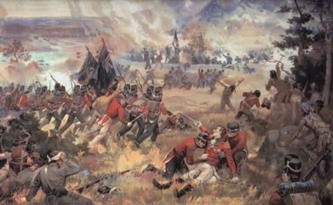 クィーンストン・ハイツの戦い