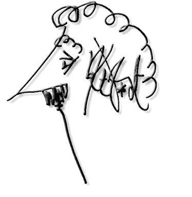 Vonnegut sketch