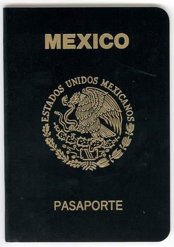 パスポートメキシコ