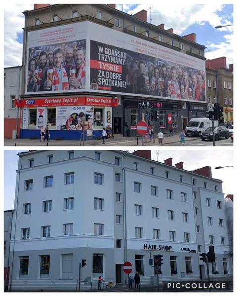 「最近のポーランドでは看板広告が徐々に減っていってる」海外の反応