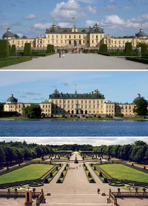 Drottningholm_kollage_2011abc
