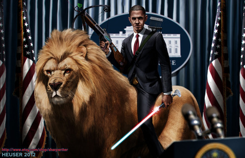 obama_riding_a_lion_by_sharpwriter-d5ftze6