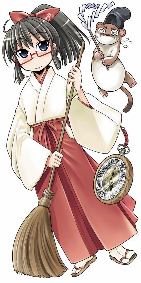 りん巫女4