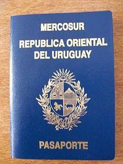 パスポートウルグアイ