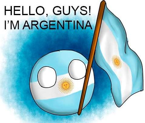 「外国人にアルゼンチンがどういう国か紹介する」海外の反応