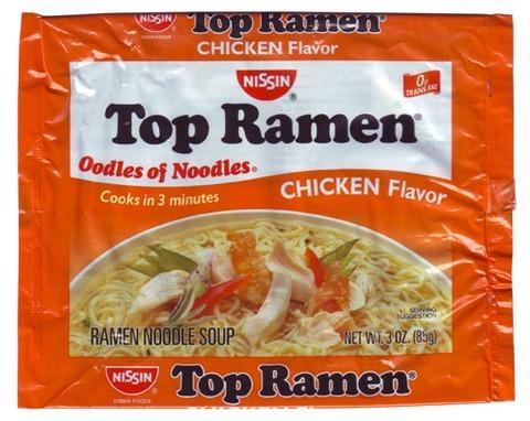 Ramen Noodles-Front
