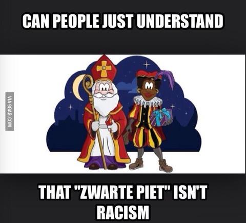 オランダ「伝統的な聖人の従者が人種差別だと叩かれる風潮は何故なのか」海外の反応