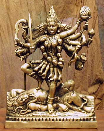 goddess-kali-idol
