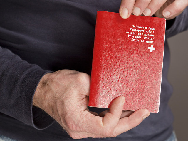 パスポートswiss