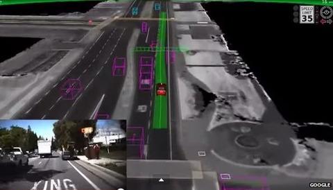 「イギリスが自動運転カーの公道走行を2015年から許可」海外の反応