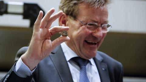 「ベルギーがフランスの裏をかきユーロ硬貨にワーテルローをデザイン」海外の反応