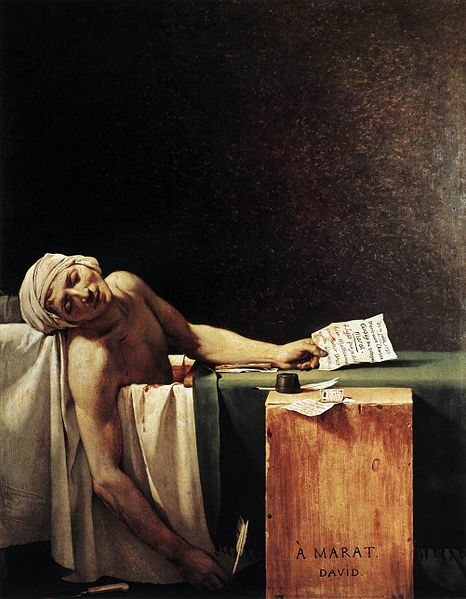 466px-Death_of_Marat_by_David